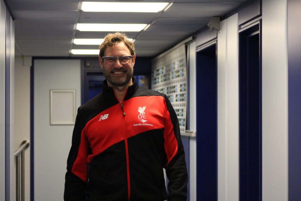 Jurgen Klopp Trevor Jones LFC Coming out 1